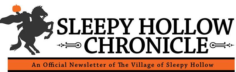 Sleepy Hollow Reporter masthead 1B-2C